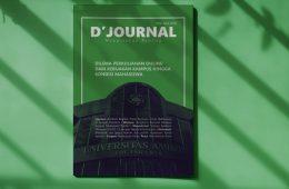 d'journal april 2020 grab it now