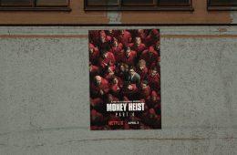 Money Heist, Topeng Salvador Dali, dan lagu Bella Ciao. LPM Journal Amikom